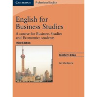 English for Business Studies 3rd Ed. TB