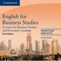 English for Business Studies 3rd Ed. Cl. CD
