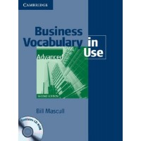 Business Vocab. in Use Adv. 2nd Ed. Book + Key & CD-ROM
