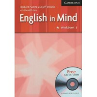 English in Mind 1 WB + CD/CD-ROM