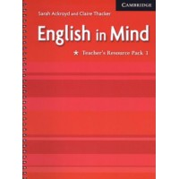 English in Mind 1 TRP