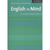 English in Mind 2 TRP