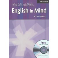 English in Mind 3 WB + CD/CD-ROM