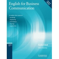 English for Business Communication 2nd Ed. TB