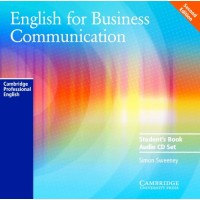 English for Business Communication 2nd Ed. CDs
