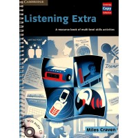 Photocopiable: Listening Extra Book + CD
