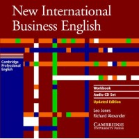 New Int. Business English St. CD