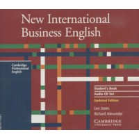 New Int. Business English Cl. CD