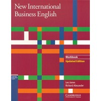 New Int. Business English WB
