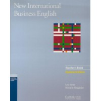 New Int. Business English TB