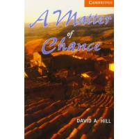 A Matter of Chance: Book