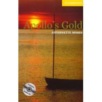 Apollo's Gold: Book + CD