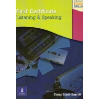 LES First Certificate Listening & Speaking SB