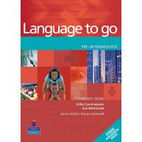 Language to Go Pre-Int. SB
