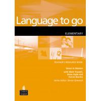 Language to Go Elem. TRB