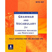 Grammar & Vocab. for Cambridge CAE/CPE + Key