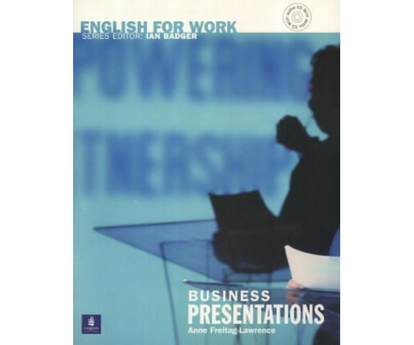 Business Presentations + CD