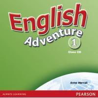 English Adventure 1 Cl. CDs