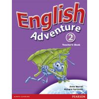 English Adventure 2 TB