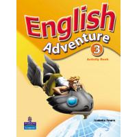 English Adventure 3 WB