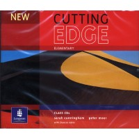 New Cutting Edge Elem. Cl. CD