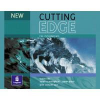 New Cutting Edge Pre-Int. Cl. CD