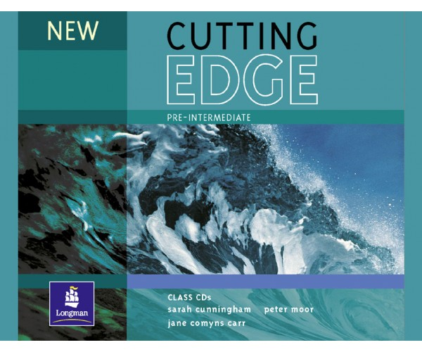 New Cutting Edge Pre-Int. Cl. CD