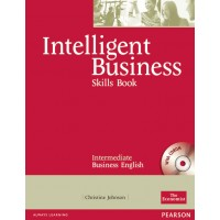 Intelligent Business Int. Skills + CD-ROM
