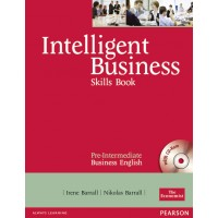 Intelligent Business Pre-Int. Skills + CD-ROM