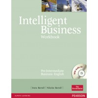 Intelligent Business Pre-Int. WB + CD