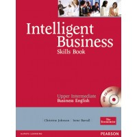Intelligent Business Up-Int. Skills + CD-ROM