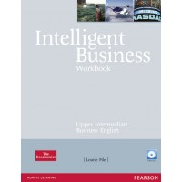 Intelligent Business Up-Int. WB + CD