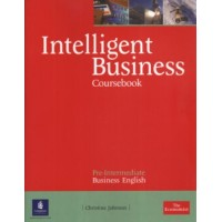 Intelligent Business Pre-Int. SB