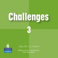 Challenges 3 Cl. CDs