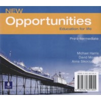 New Opportunities Pre-Int. Cl. CD