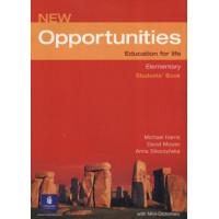 New Opportunities Elem. SB
