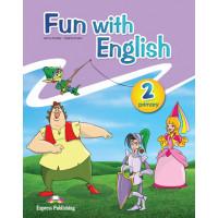 Fun with English 2 Primary SB + Multi-ROM