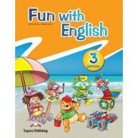 Fun with English 3 Primary SB + Multi-ROM