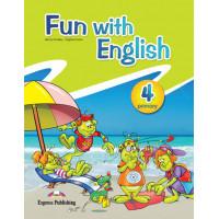 Fun with English 4 Primary SB + Multi-ROM