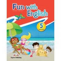 Fun with English 5 Primary SB + Multi-ROM
