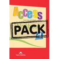Access 4 WB + ieBook & DigiBooks App (pratybos)