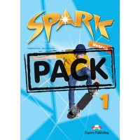 Spark 1 WB + ieBook & DigiBook App