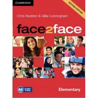 Face2Face 2nd Ed. Elem. Cl. CD