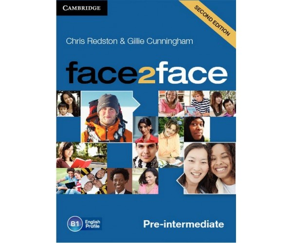 Face2Face 2nd Ed. Pre-Int. Cl. CD
