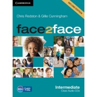 Face2Face 2nd Ed. Int. Cl. CD