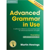 Advanced Grammar in Use 3rd Ed. Book + Key & eBook