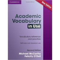 Academic Vocab. in Use 2nd Ed. Book + Key