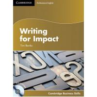 Business Skills: Writing for Impact SB + CD