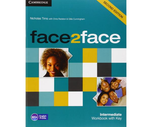 Face2Face 2nd Ed. Int. WB + Key