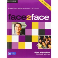 Face2Face 2nd Ed. Up-Int. WB + Key